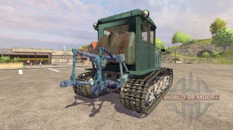 Т-74 для Farming Simulator 2013