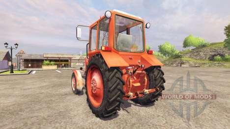 МТЗ-550 для Farming Simulator 2013