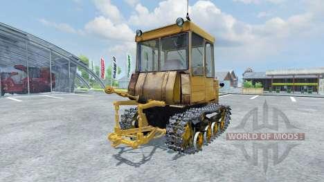 ДТ-75МЛ для Farming Simulator 2013