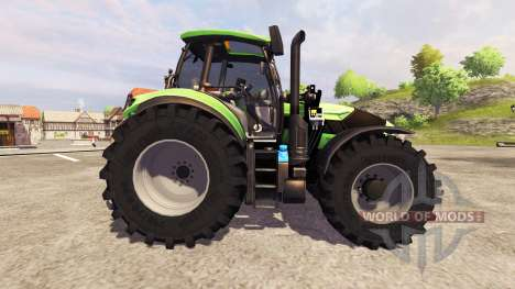 Deutz-Fahr Agrotron 7250 v2.1 для Farming Simulator 2013