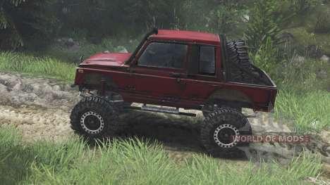 Suzuki Samurai [08.11.15] для Spin Tires