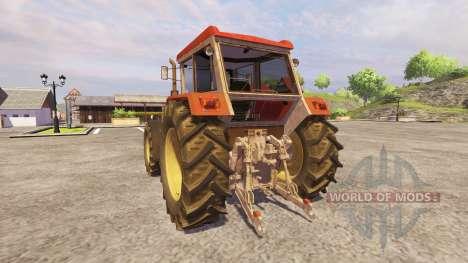 Schluter Super 1500 TVL для Farming Simulator 2013
