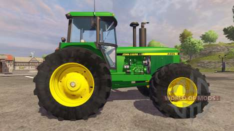 John Deere 4455 v1.1 для Farming Simulator 2013