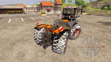 CLAAS Xerion 3800 SaddleTrac для Farming Simulator 2013