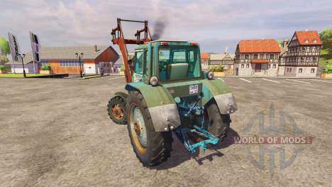 МТЗ-82 v2.0 для Farming Simulator 2013