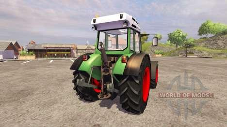 Fendt 209 v0.98 для Farming Simulator 2013