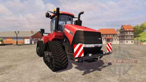 Case IH Quadtrac 600 для Farming Simulator 2013