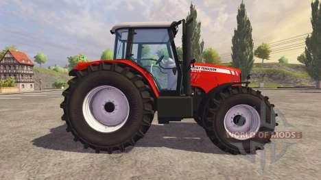 Massey Ferguson 5475 v1.8 для Farming Simulator 2013