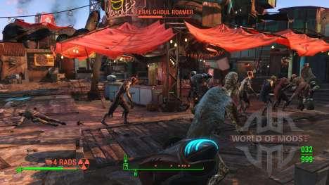 D.E.C.A.Y - Улучшенные гули для Fallout 4