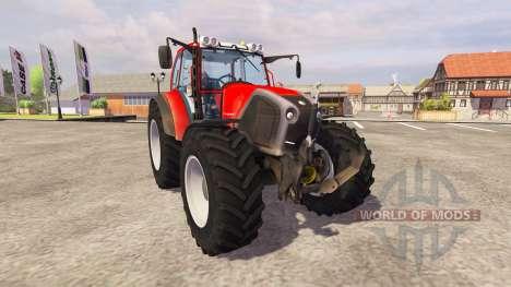 Lindner Geotrac 134 для Farming Simulator 2013