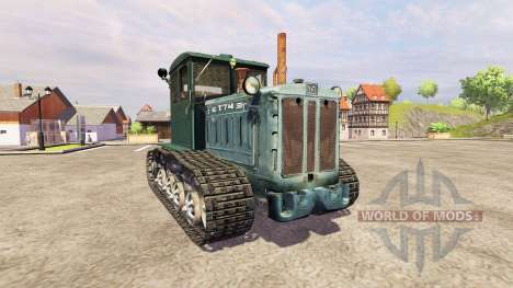 Т-74 для Farming Simulator 2013