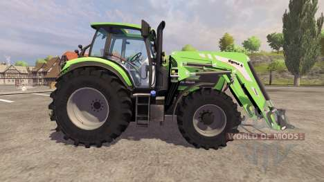 Deutz-Fahr Agrotron 6190 TTV v3.1 для Farming Simulator 2013