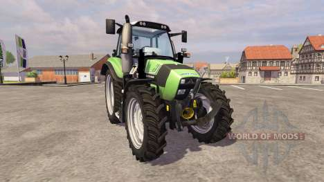 Deutz-Fahr Agrofarm 430 v1.1 для Farming Simulator 2013