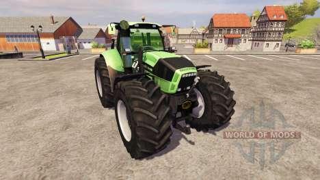 Deutz-Fahr Agrotron X 720 v2.0 для Farming Simulator 2013