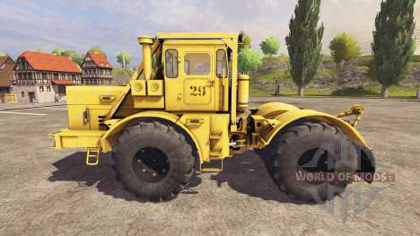 К-700А Кировец v2.2 для Farming Simulator 2013