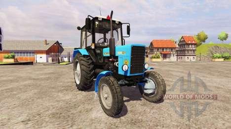 МТЗ-82.1 v2.2 для Farming Simulator 2013