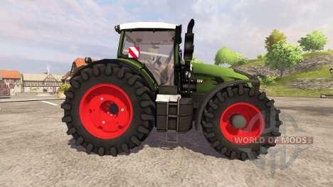 Fendt 924 Vario v3.1 для Farming Simulator 2013