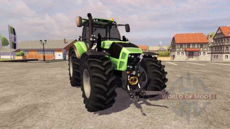 Deutz-Fahr Agrotron 7250 v2.1 для Farming Simulator 2013