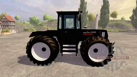 Mercedes-Benz Trac 1800 Intercooler для Farming Simulator 2013