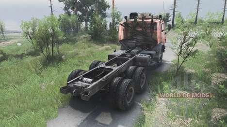 КамАЗ-53212 [08.11.15] для Spin Tires