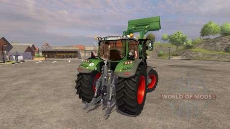 Fendt 724 Vario SCR для Farming Simulator 2013