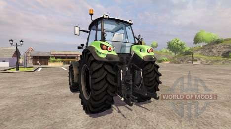 Deutz-Fahr Agrotron 430 TTV [frontloader] для Farming Simulator 2013