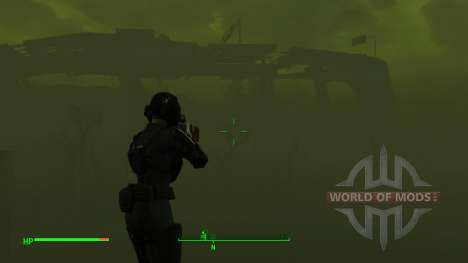 True Storms - Wasteland Edition для Fallout 4