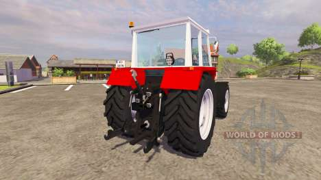 Steyr 8080 Turbo v1.6 для Farming Simulator 2013