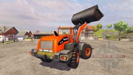 Doosan DL420 для Farming Simulator 2013