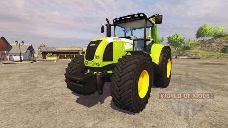 CLAAS Arion 640 для Farming Simulator 2013