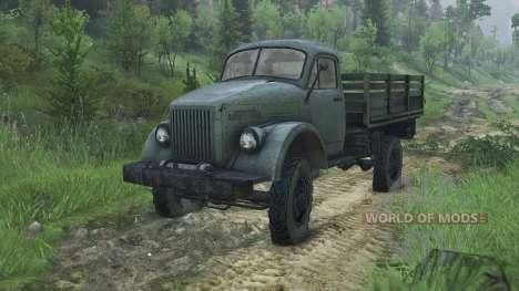ГАЗ-63 [08.11.15] для Spin Tires