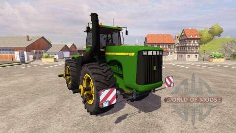 John Deere 9400 для Farming Simulator 2013