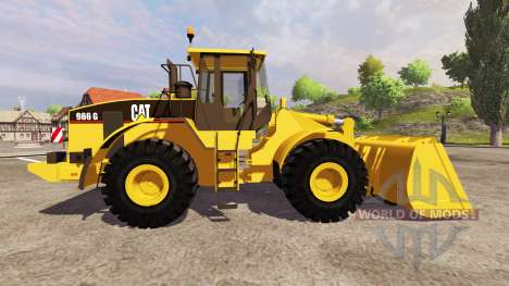 Caterpillar 966G для Farming Simulator 2013
