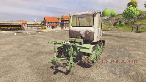 Т-150 v2.1 для Farming Simulator 2013