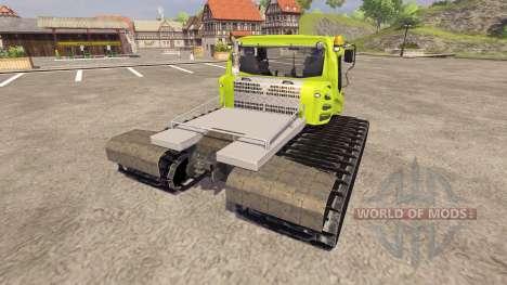 PistenBully 400 v2.0 для Farming Simulator 2013