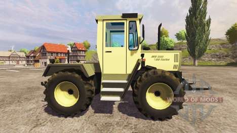 Mercedes-Benz Trac 700 Turbo для Farming Simulator 2013