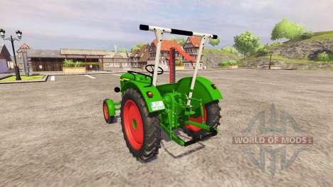 Deutz-Fahr D25 v2.0 для Farming Simulator 2013