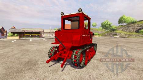 ДТ-75 для Farming Simulator 2013