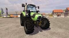 Deutz-Fahr Agrotron 430 TTV [frontloader]