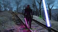 Световые мечи из Звёздных Войн