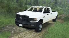 Dodge Ram 3500 dually v1.2 [08.11.15]