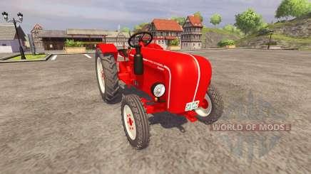 Porsche Standard v1.1 для Farming Simulator 2013