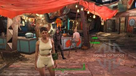 Calientes Beautiful Bodies Enhancer - NN Vanill для Fallout 4