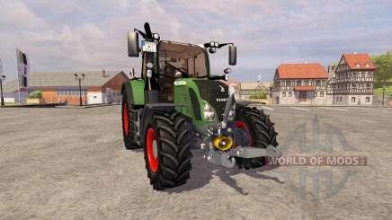 Fendt 512 Vario [ProfiPlus] для Farming Simulator 2013