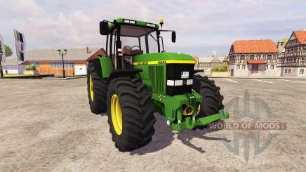 John Deere 7810 v2.0 для Farming Simulator 2013