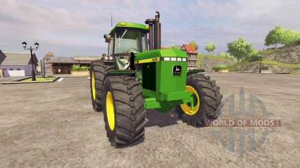John Deere 4455 v2.0 для Farming Simulator 2013