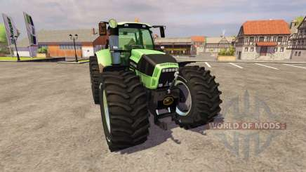 Deutz-Fahr Agrotron X 720 v2.0 для Farming Simulator 2013