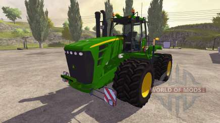 John Deere 9630 для Farming Simulator 2013
