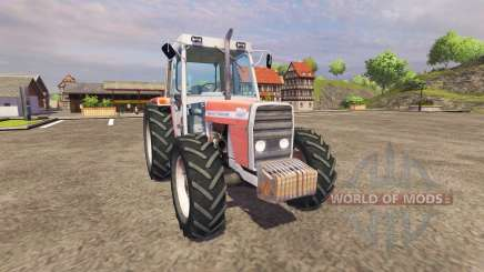 Massey Ferguson 698T для Farming Simulator 2013