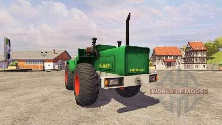 Deutz-Fahr D 16006 v2.1 для Farming Simulator 2013